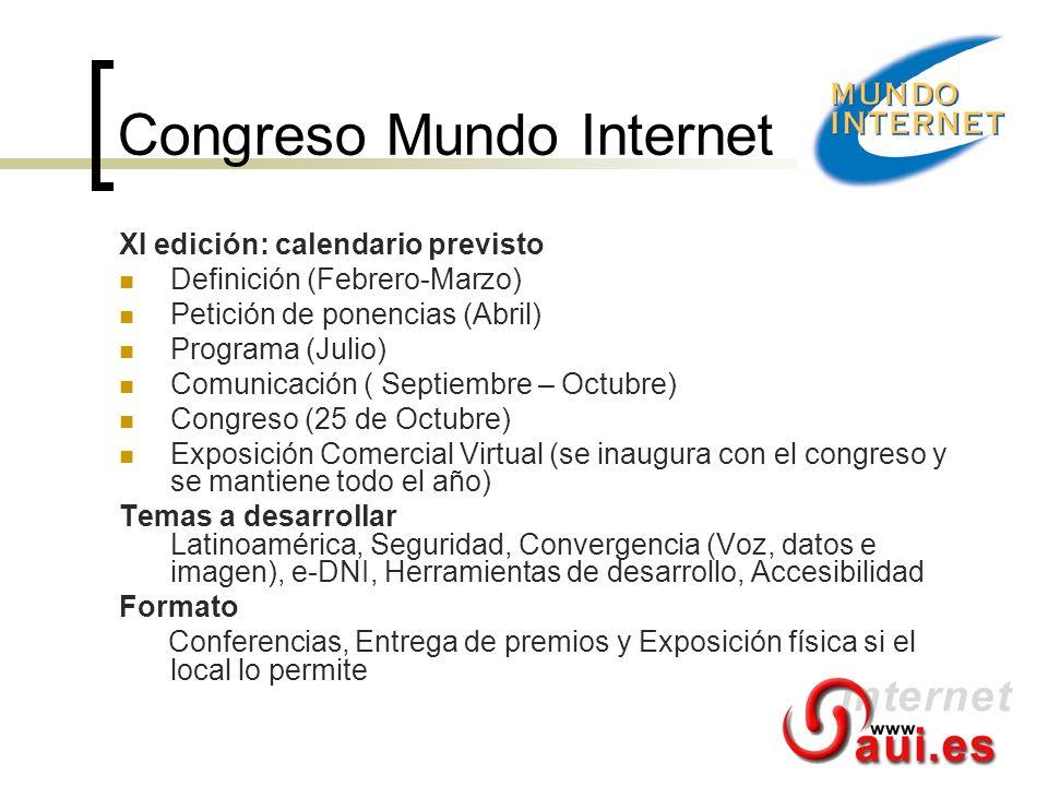 Congreso Mundo Internet