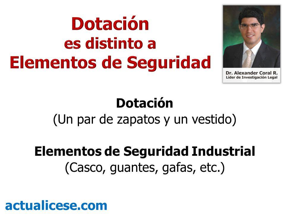 Elementos de Seguridad Elementos de Seguridad Industrial