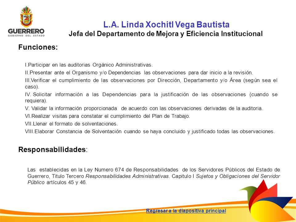 L.A. Linda Xochitl Vega Bautista