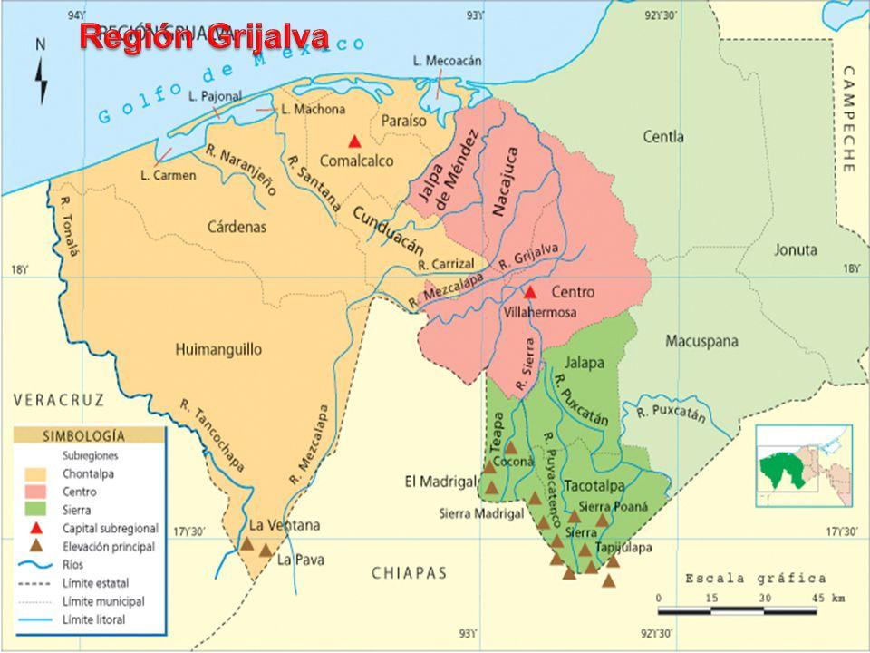 Región Grijalva