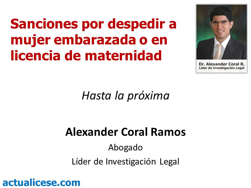 Líder de Investigación Legal
