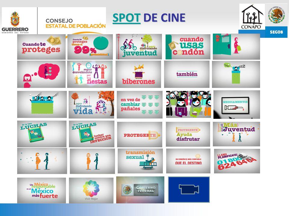 SPOT DE CINE