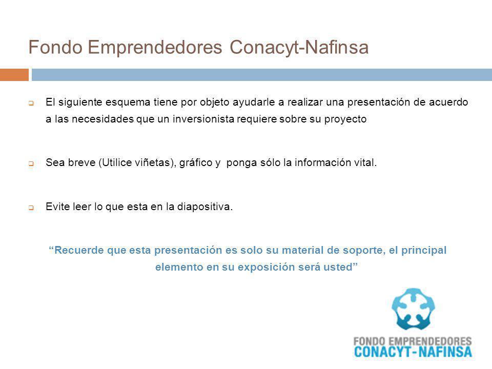 Fondo Emprendedores Conacyt-Nafinsa
