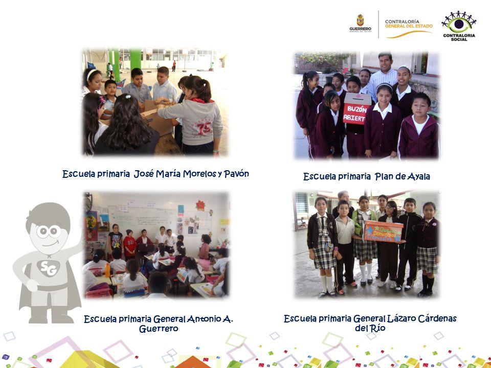 Escuela primaria José María Morelos y Pavón