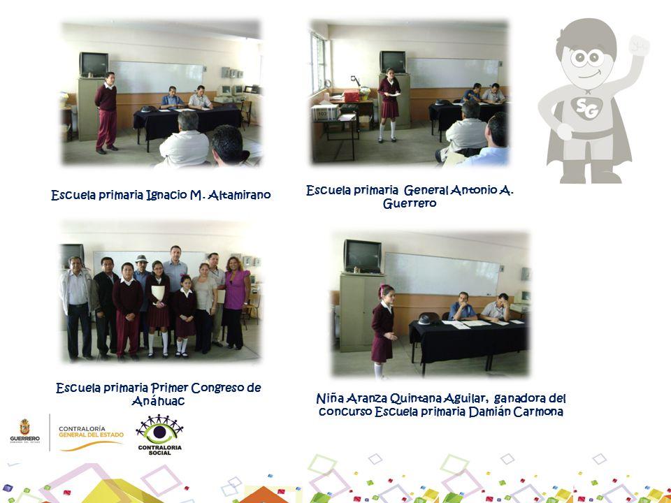 Escuela primaria Ignacio M. Altamirano