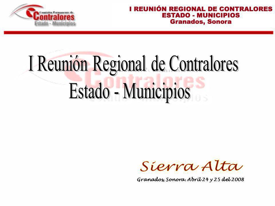 Granados, Sonora. Abril 24 y 25 del 2008