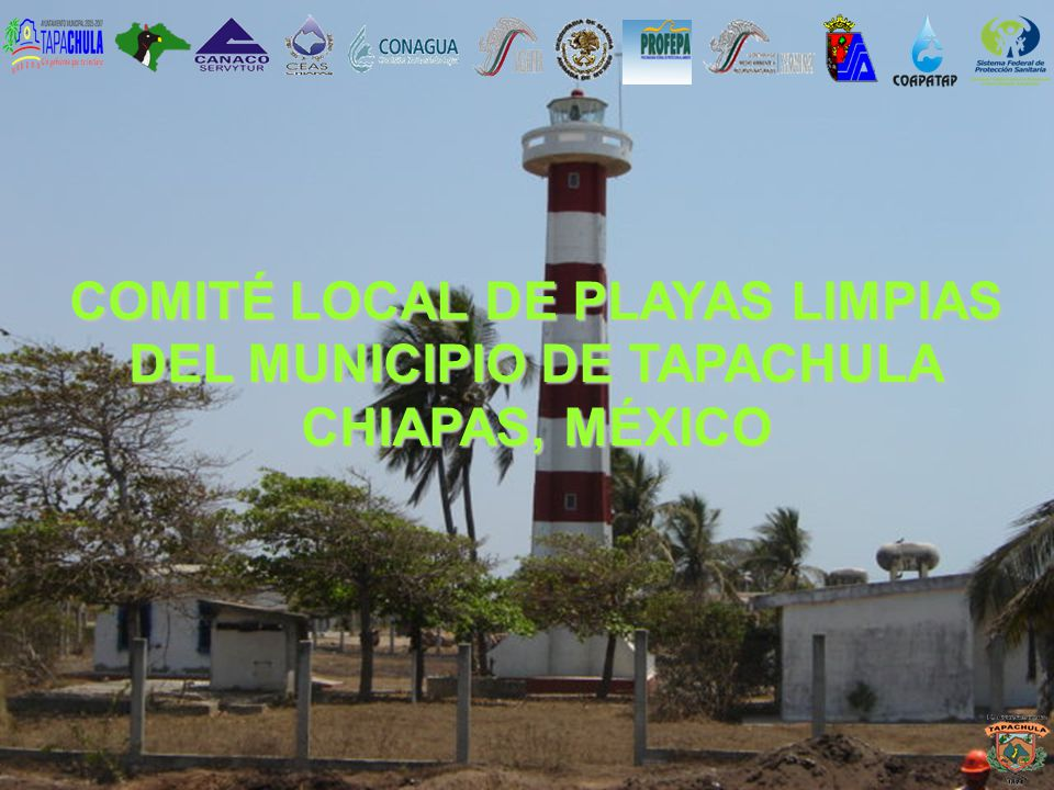 COMITÉ LOCAL DE PLAYAS LIMPIAS DEL MUNICIPIO DE TAPACHULA
