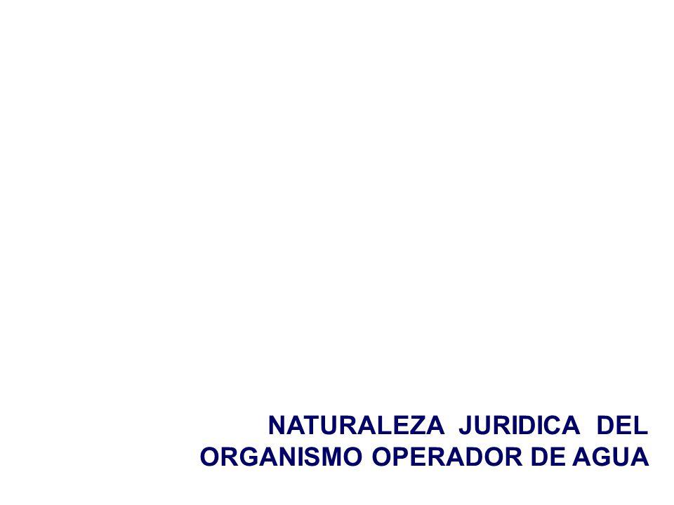 NATURALEZA JURIDICA DEL