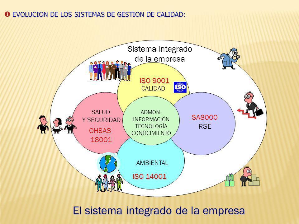 El sistema integrado de la empresa