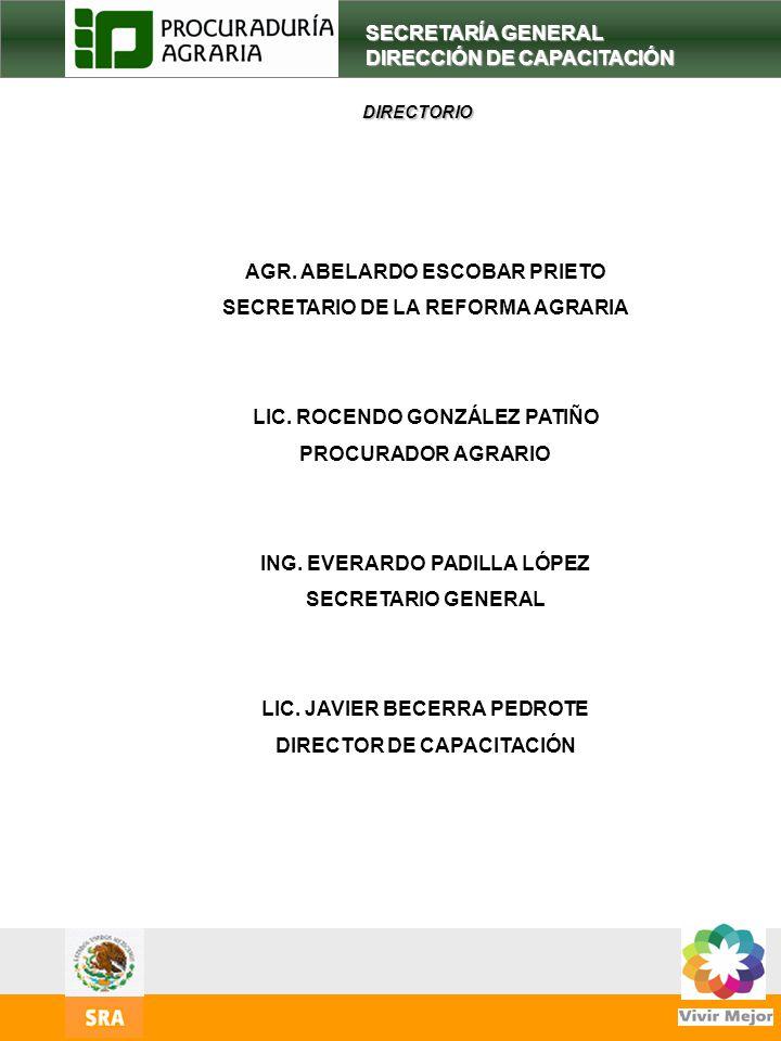 DIRECCIÓN DE CAPACITACIÓN