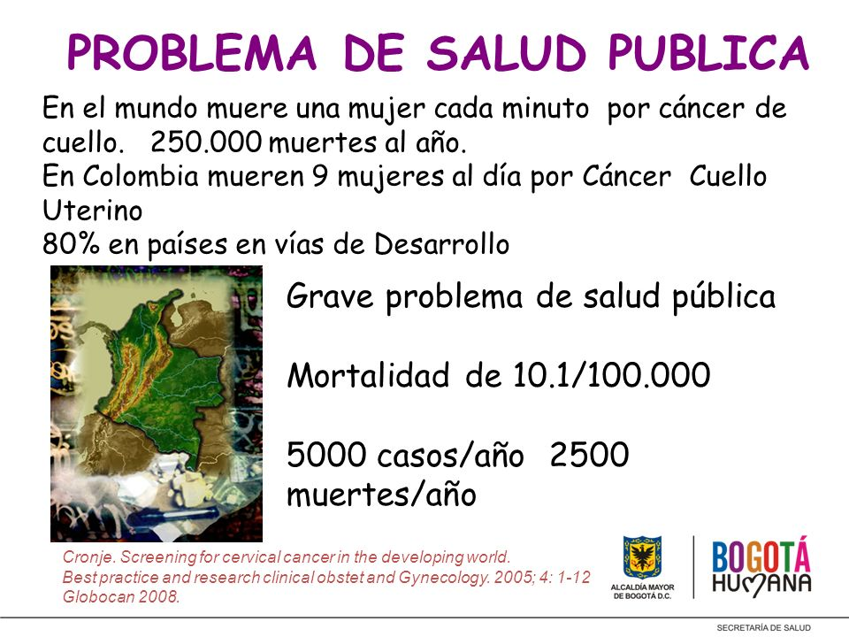 PROBLEMA DE SALUD PUBLICA