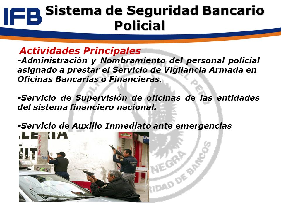 Seguridad integral expositor prof ppt video online for Oficina nacional de seguridad