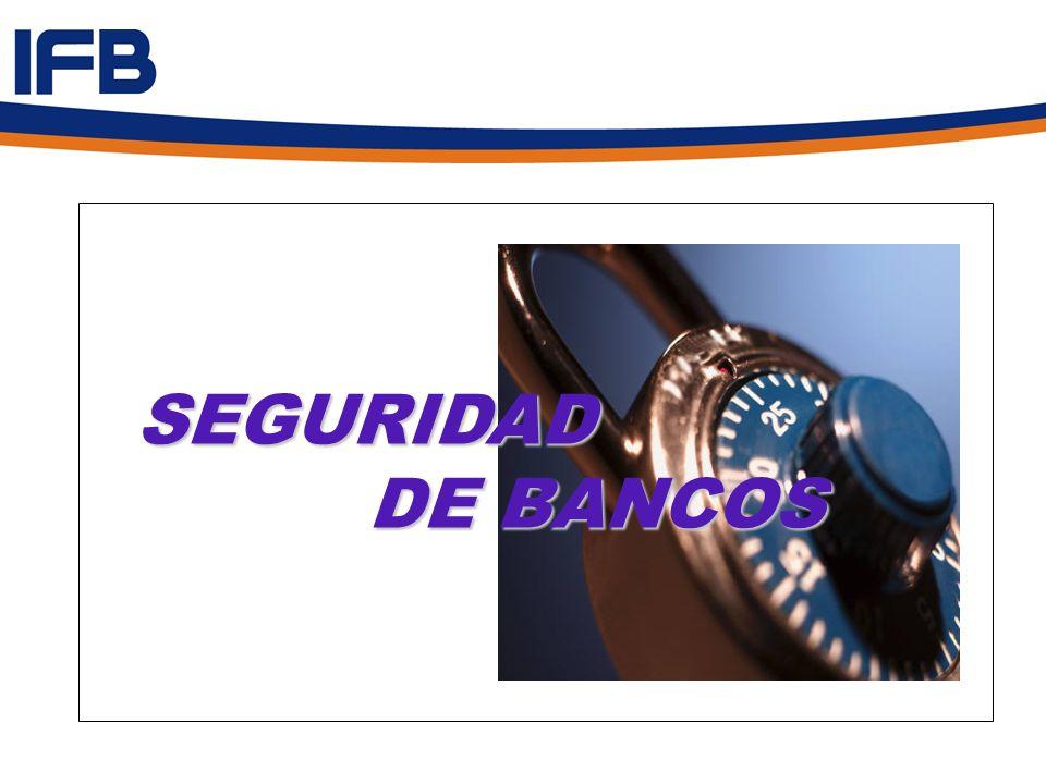 SEGURIDAD DE BANCOS