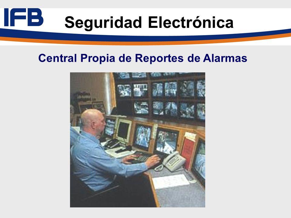 Seguridad Electrónica
