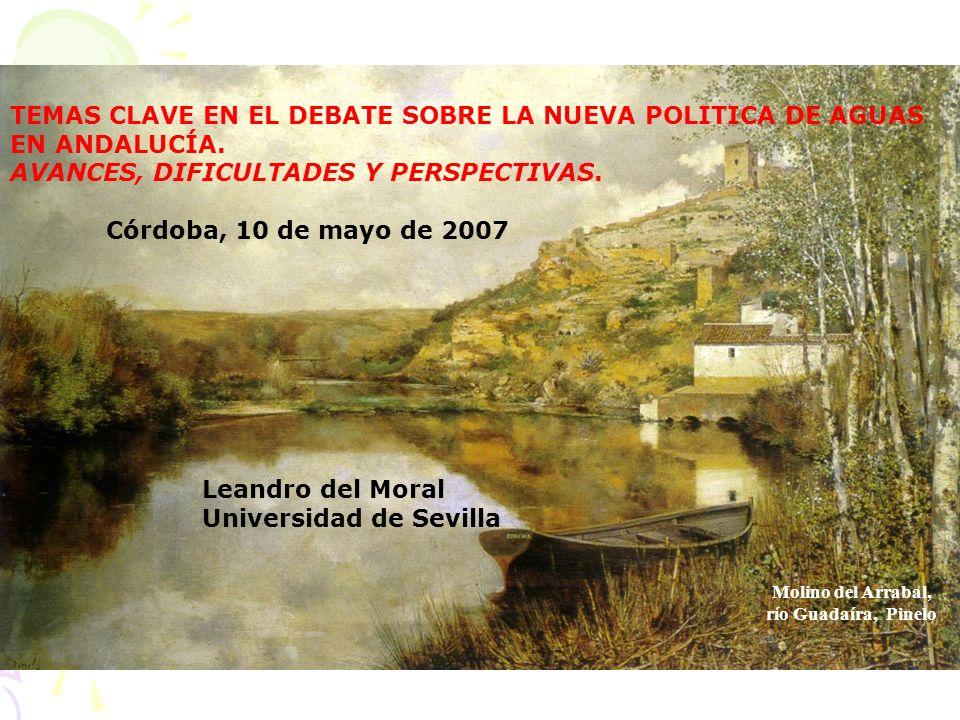 Molino del Arrabal, río Guadaíra, Pinelo