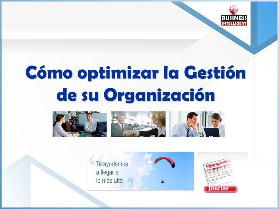 Cómo optimizar la Gestión de su Organización