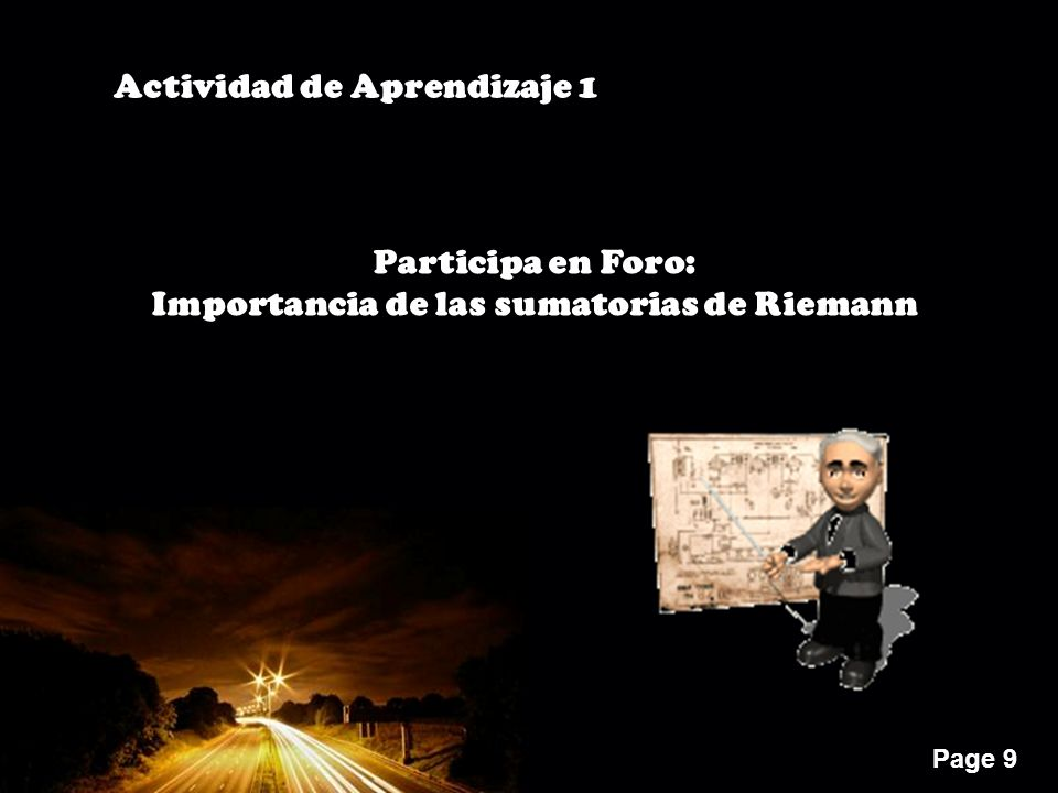 Importancia de las sumatorias de Riemann