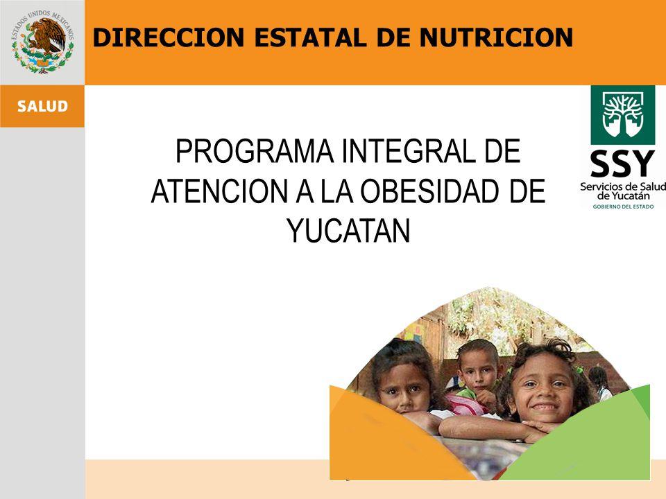 DIRECCION ESTATAL DE NUTRICION