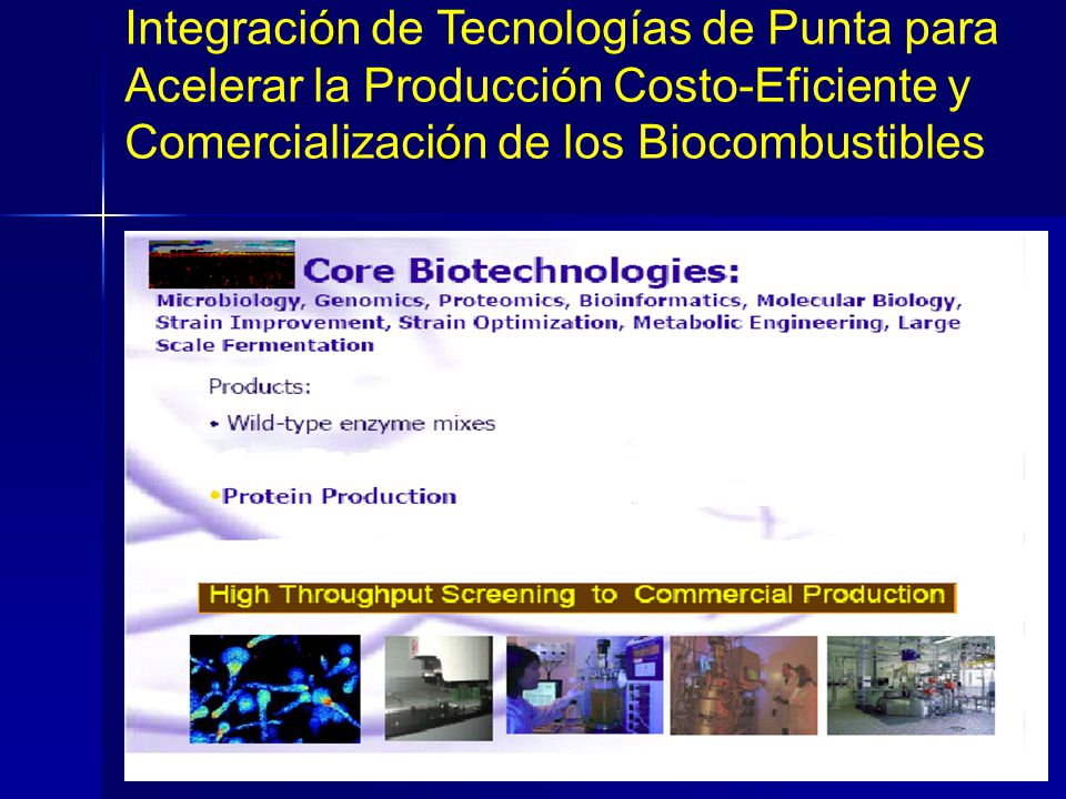 Integración de Tecnologías de Punta para