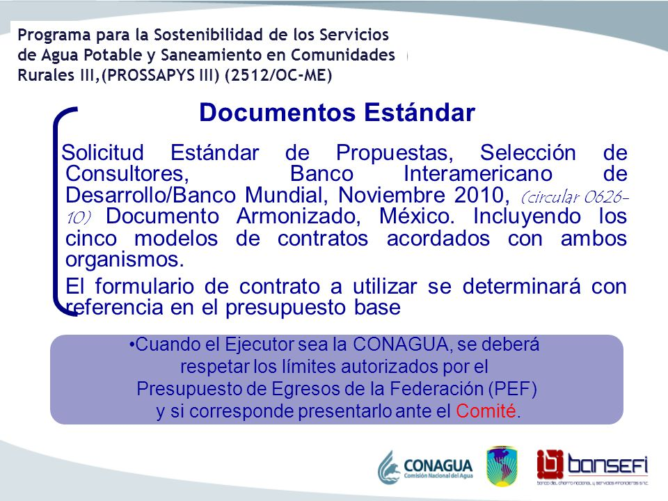 Documentos Estándar