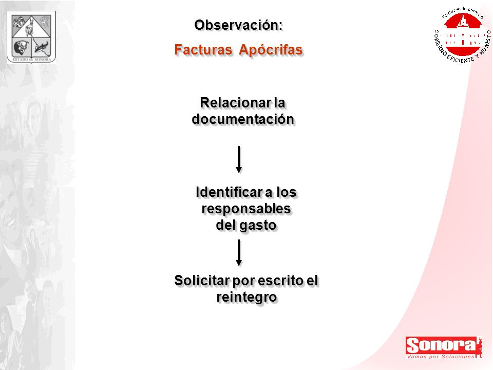 Relacionar la documentación
