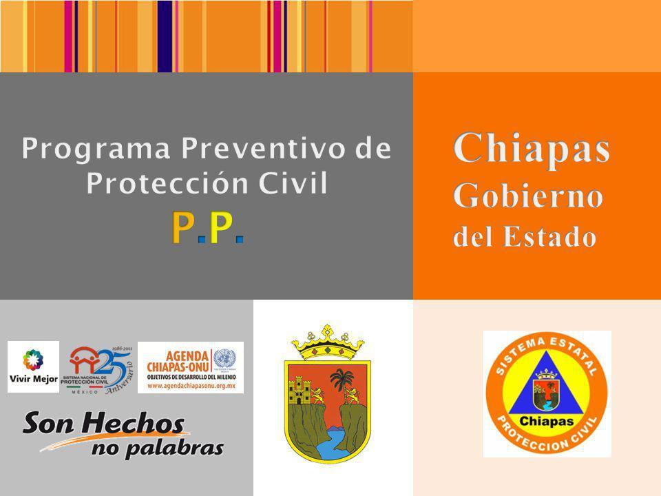 Programa Preventivo de Protección Civil P.P.