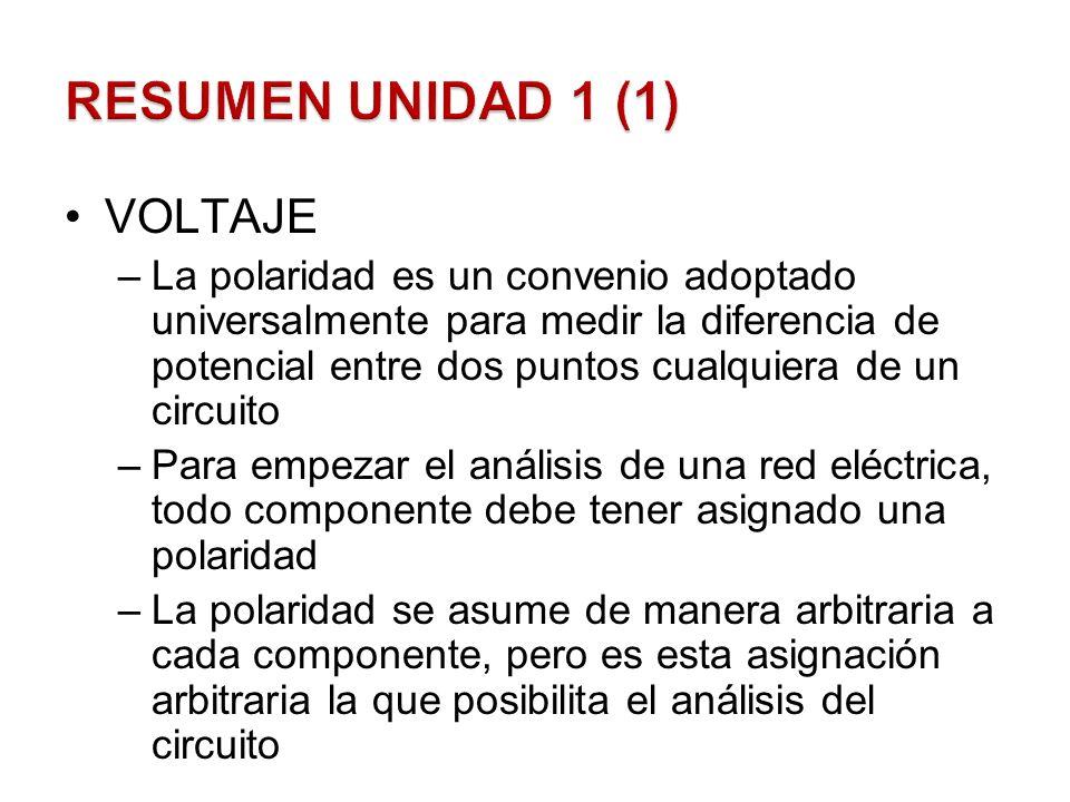 RESUMEN UNIDAD 1 (1) VOLTAJE