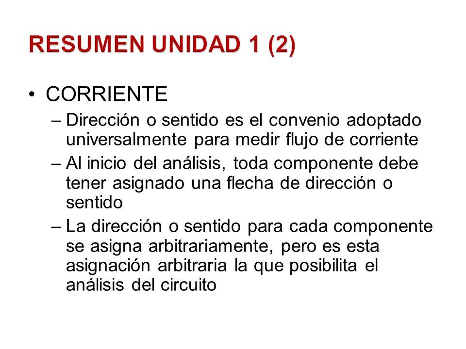 RESUMEN UNIDAD 1 (2) CORRIENTE