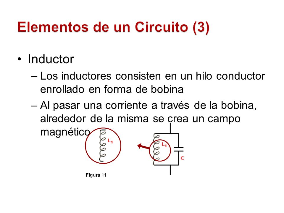 Elementos de un Circuito (3)