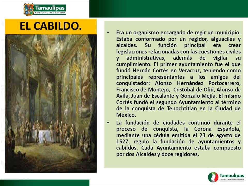 EL CABILDO.