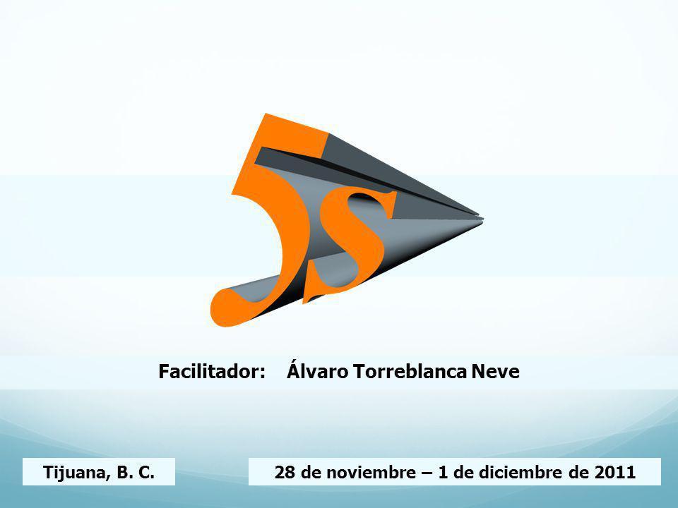 Facilitador: Álvaro Torreblanca Neve