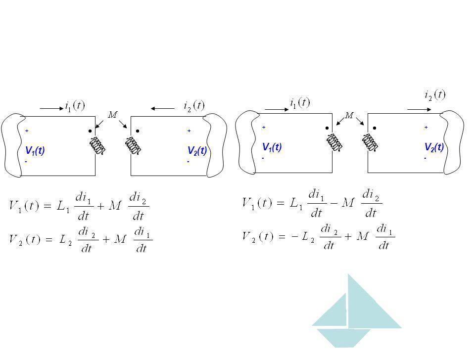 + V1(t) - + V2(t) - + V1(t) - + V2(t) -