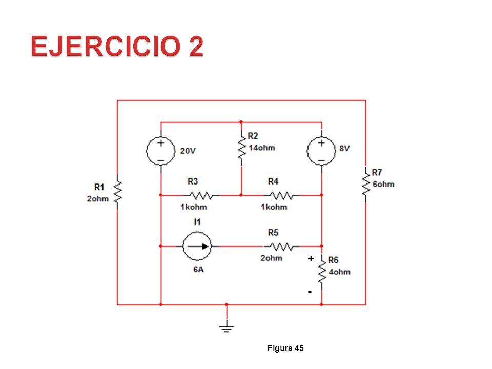 EJERCICIO 2 + - Figura 45