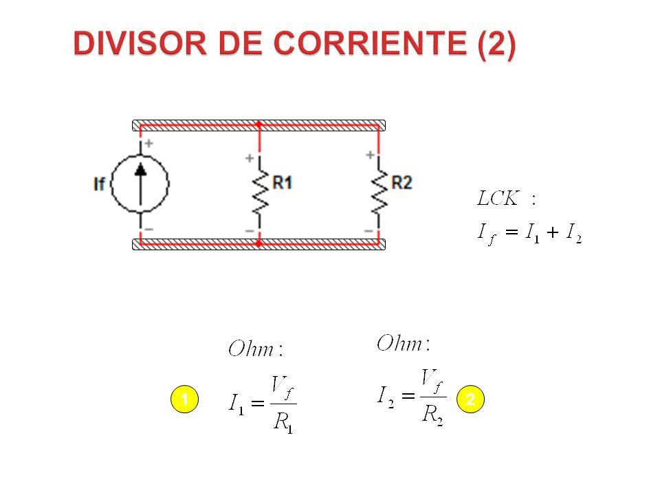 DIVISOR DE CORRIENTE (2)