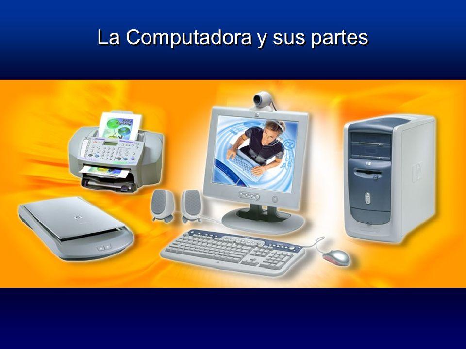 La Computadora y sus partes