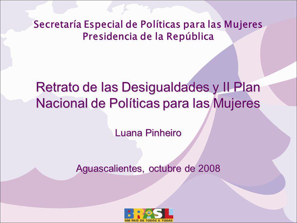 Secretaría Especial de Políticas para las Mujeres
