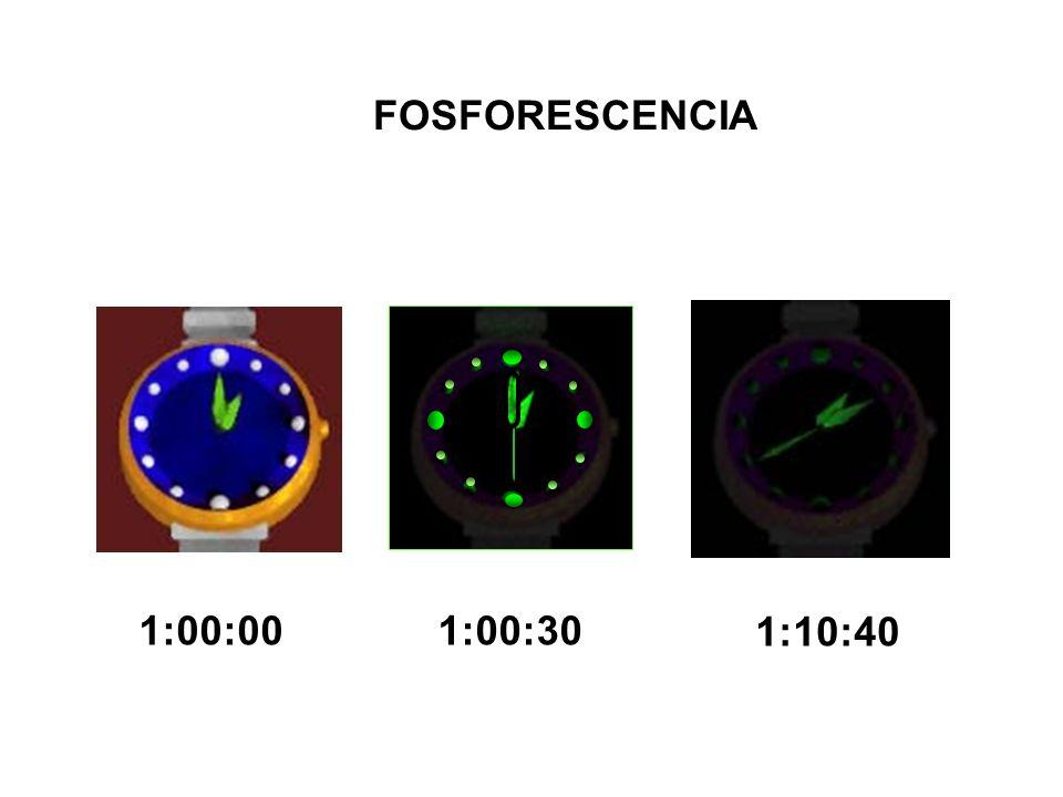 FOSFORESCENCIA 1:00:00 1:00:30 1:10:40