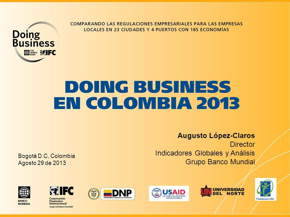 Indicadores Globales y Análisis Grupo Banco Mundial