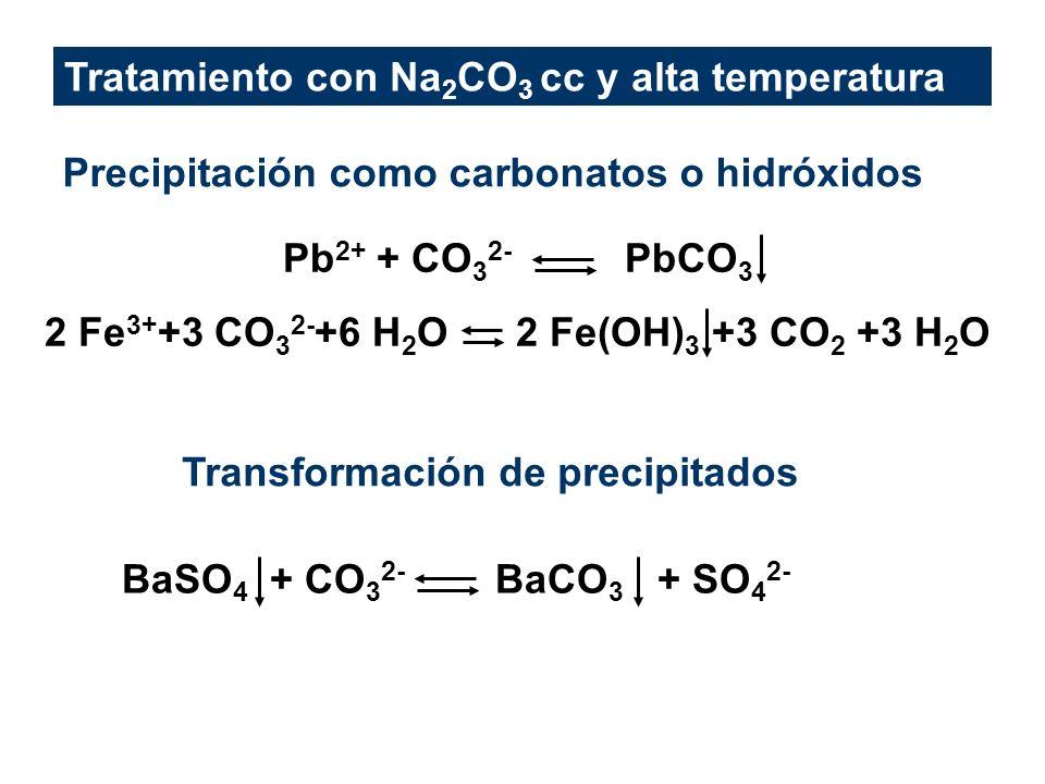 2 Fe3++3 CO32-+6 H2O 2 Fe(OH)3 +3 CO2 +3 H2O