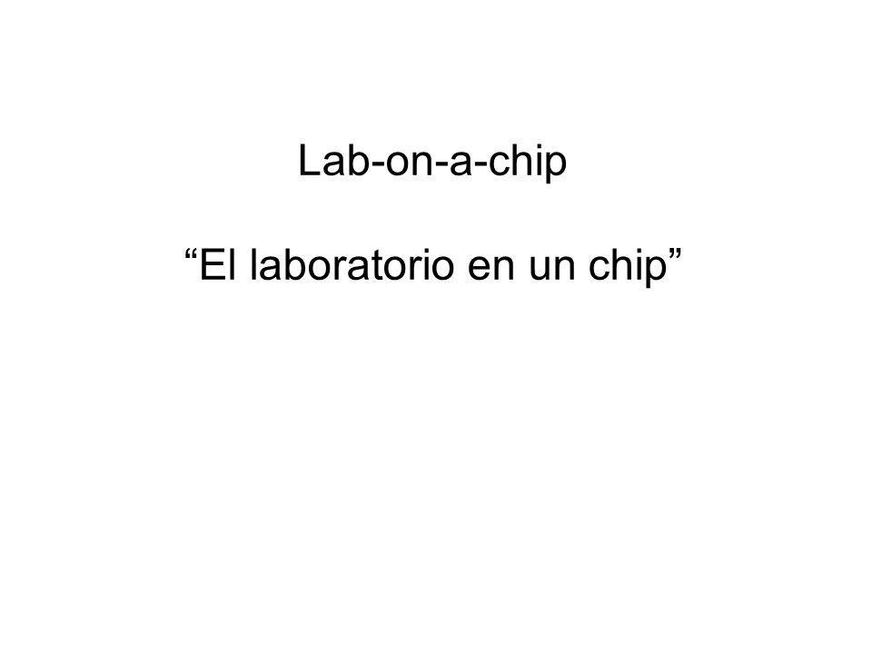 El laboratorio en un chip