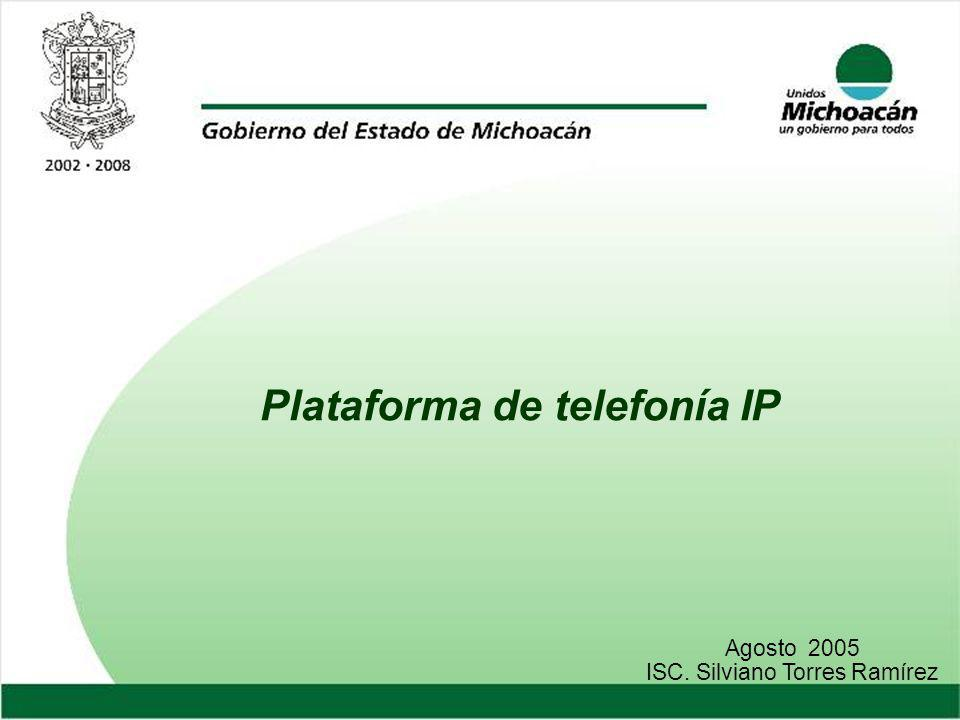Plataforma de telefonía IP