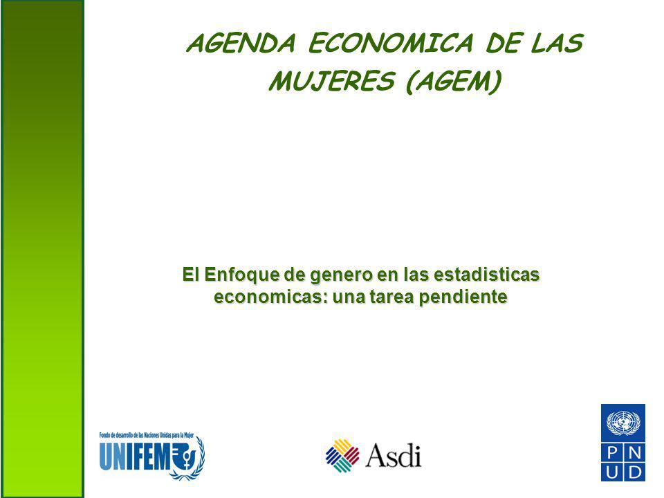 AGENDA ECONOMICA DE LAS