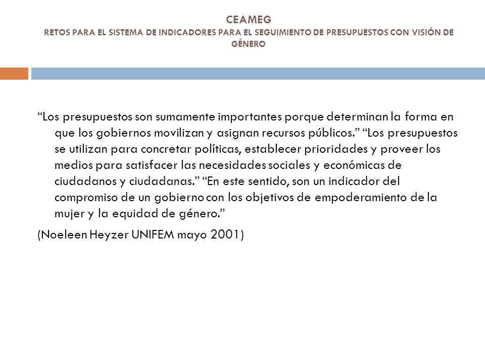 (Noeleen Heyzer UNIFEM mayo 2001)