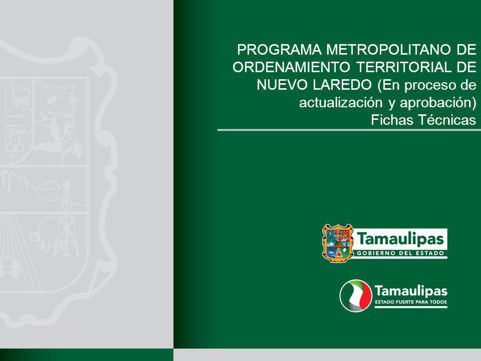 PROGRAMA METROPOLITANO DE ORDENAMIENTO TERRITORIAL DE