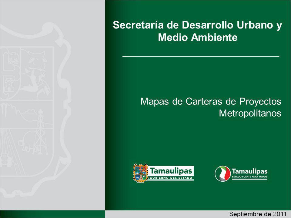 Secretaría de Desarrollo Urbano y