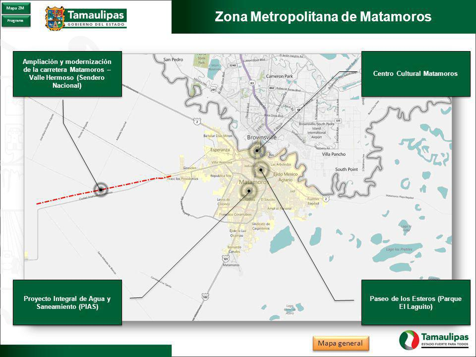 Zona Metropolitana de Matamoros