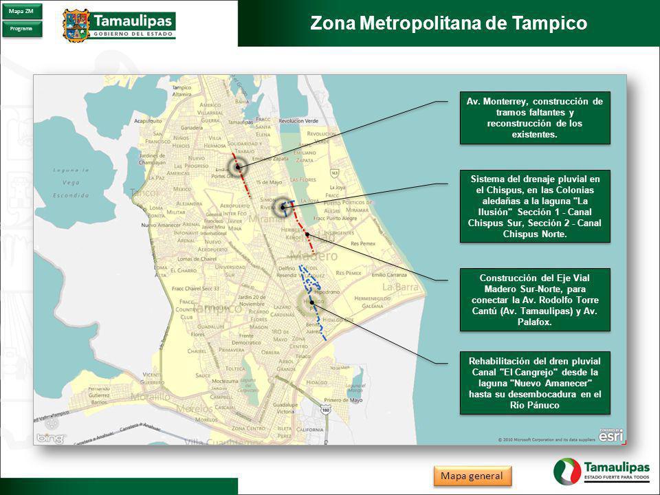 Zona Metropolitana de Tampico