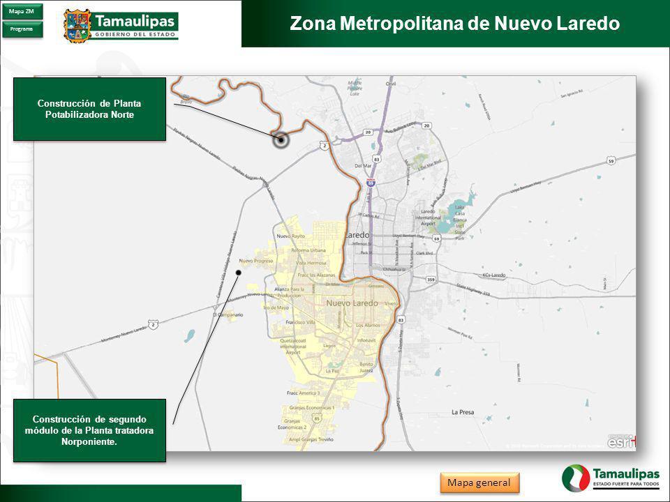 Zona Metropolitana de Nuevo Laredo