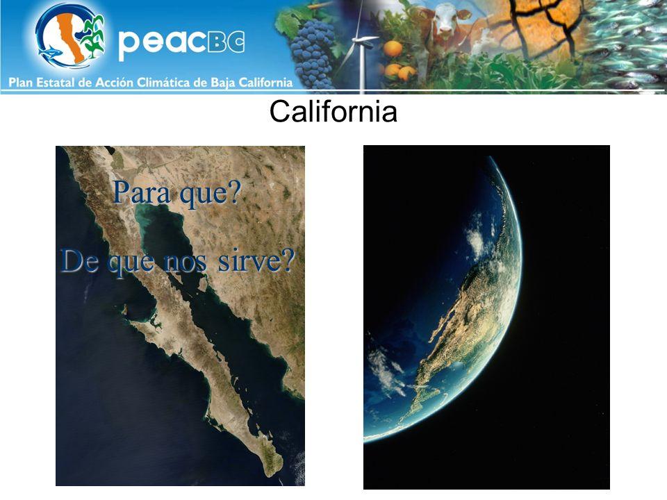 Plan de Acción Climática para el Estado de Baja California