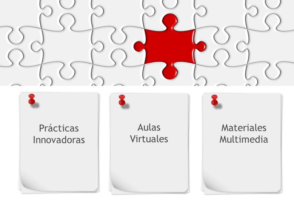 Prácticas Innovadoras Aulas Virtuales Materiales Multimedia